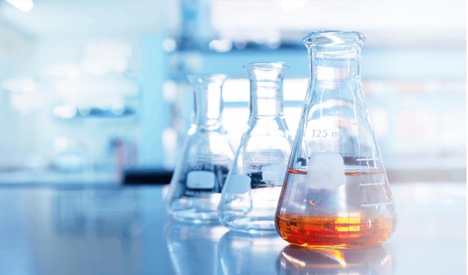 Chemie Labor Gläser