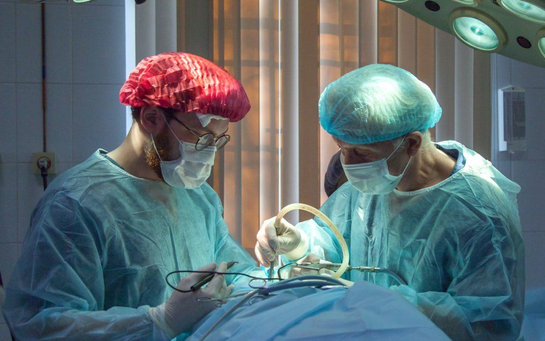 Robot chirurgiczny da Vinci – wsparcie lekarzy